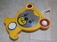 ours jouet bébé, centre d'activités