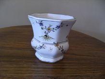 vase décor Moustiers
