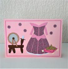 Carte Princesse Aurore