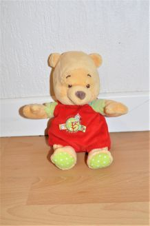 Peluche Winnie l'Ourson 23cm