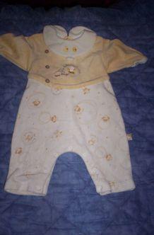 pyjama sucre d 'orge