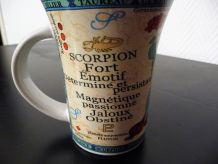 "Mug / Tasse Horoscope ""Scorpion"" - Neuf"