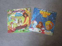 Lot Disques Vinyles années 1980