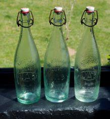 Ancienne bouteille de limonade UAB