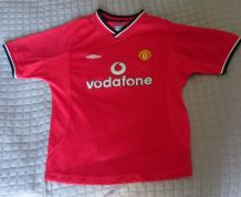 Maillot Football Manchester United Equipe pour Enfant