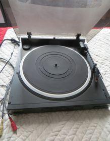 Platine tourne-disque