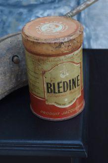 Boite métal ancienne Blédine