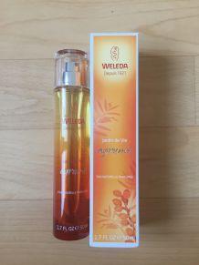 Parfum Weleda Jardin de vie Agrums