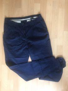 Pantalon bleu marine très léger