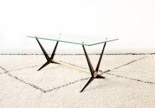 Table basse vintage Angelo Ostuni