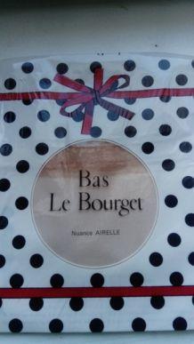 Bas Le Bourget Nuance Airelle Taille 1, 2 et 3
