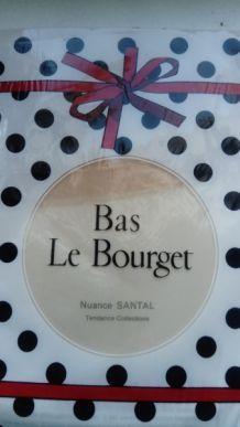Bas Le Bourget Nuance Santal Taille 2 et 3