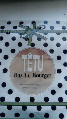 Bas Le Bourget Têtu Nuance Cannelle Taille 2 et 3