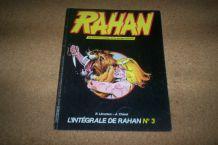 BD L'INTEGRALE DE RAHAN NO 3