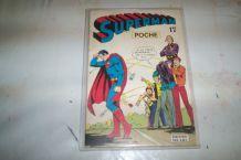 BD SUPERMAN POCHE NO 17 DE 1979