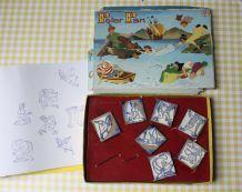 7 tampons Peter Pan