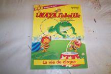 BD MAYA L'ABEILLE NO 3 DE 1978la vie de cirque