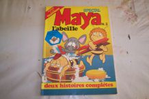 BD maya l'abeille serie tv no 2 de 1980 et 66 pages