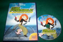 DVD KIM POSSIBLE edition disney dessin animé