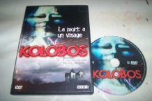 DVD COLOBOS film d'horreur
