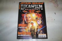 REVUE STAR WARS LUCASFILM NO 19 DE 1999