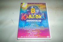 DVD KARAOKE beatles dave christophe aznavour etc ..
