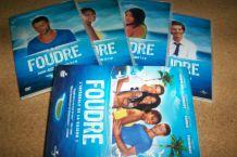 COFFRET 4 DVD FOUDRE INTEGRALE SAISON 1