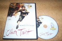 DVD OLIVER TWIST de r. polanski