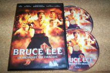 boitier 2 dvd  bruce lee la mémoire du dragon