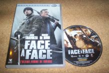 DVD FACE A FACE de niro john travolta