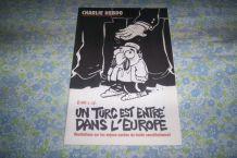 ALBUM BD CHARLIE HEBDO un turk est entré dans l'europe