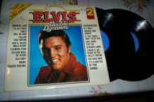 DOUBLE DISQUES  33 TOURS ELVIS PRESLEY
