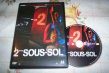 DVD SOUS SOL film d'horreur