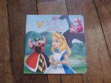 Livre Alice Au Pays Des Merveilles   de Disney- Hachette - 09/03/2011