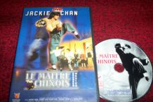 DVD LE MAITRE CHINOIS arts martiaux avec jackie Chan