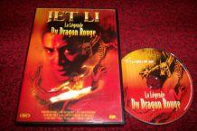 DVD LA LEGENDE DU DRAGON ROUGE FILM ARTS MARTIAUX AVEC JET LI