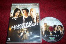 DVD ASSASSINAT D'UN PRESIDENT avec bruce willis