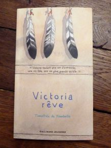Victoria Rêve - Timothée De Fombelle-9/12 ans-Gallimard Jeunesse