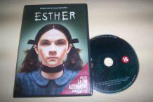 DVD ESTHER film d'horreur