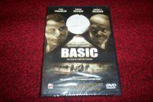 DVD BASIC avec john travolta état neuf
