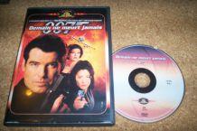 DVD JAMES BOND 007 demain ne meurt jamais