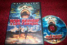 DVD PEUR PANIQUE FILM D'HORREUR