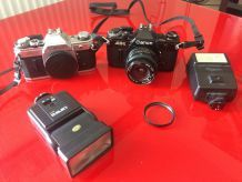 Boîtiers Canon AE1