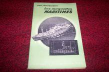 livre maquettes de bateaux 120 pages de 1959