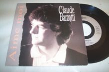 disque 45 tours CLAUDE BARZOTTI 2 titres