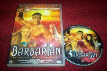 DVD THE BARBARIAN film genre conan le barbare