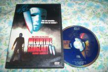 DVD MEURTRE SANGLANT film d'horreur