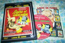 DVD LEGERE ET COURT VETUE avec louis de Funès