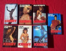 Lot de 7 Paul Kenny - Èditions fleuve noir - Collection espionnage