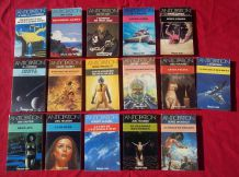 16 volumes Anticipation - Éditions Fleuve noir (science fiction)